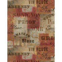 Chateau Words red 86413-123