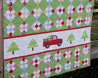 Christmas Memories Truck