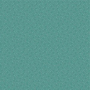 Country Confetti Lakehouse Teal