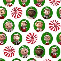 Elf Green with peppermint  23765-ZG