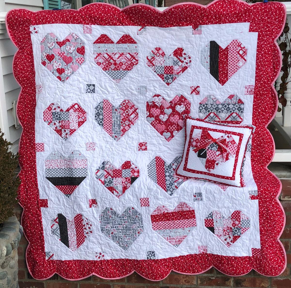 Elizabeth's Heart Pattern