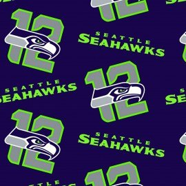 Seahawks fleece 6752-D