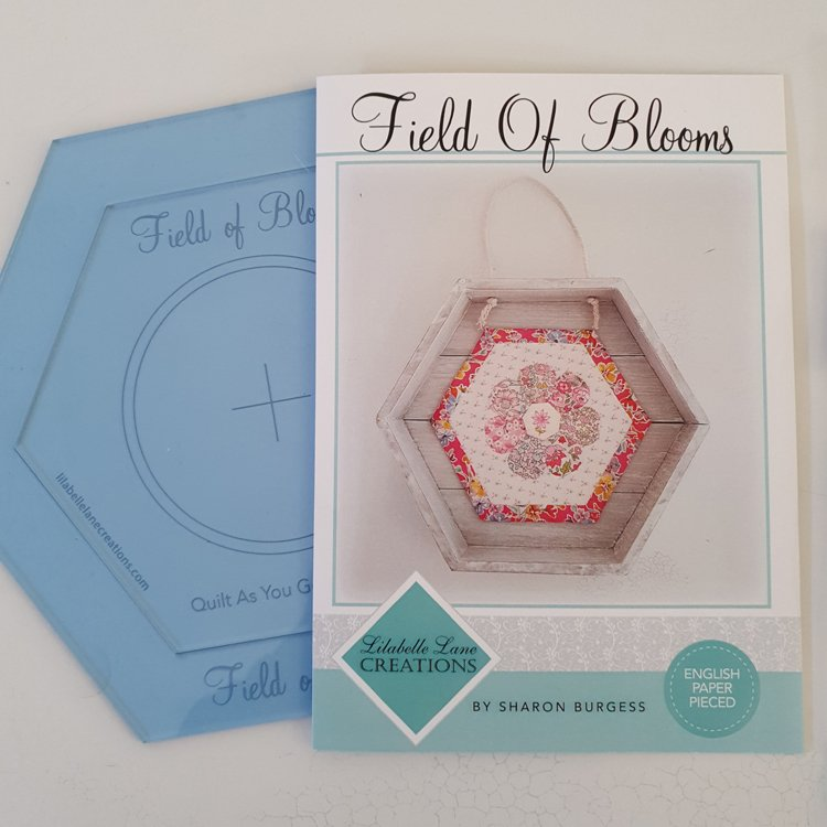 Field of Bloom Creative Card Template Kit