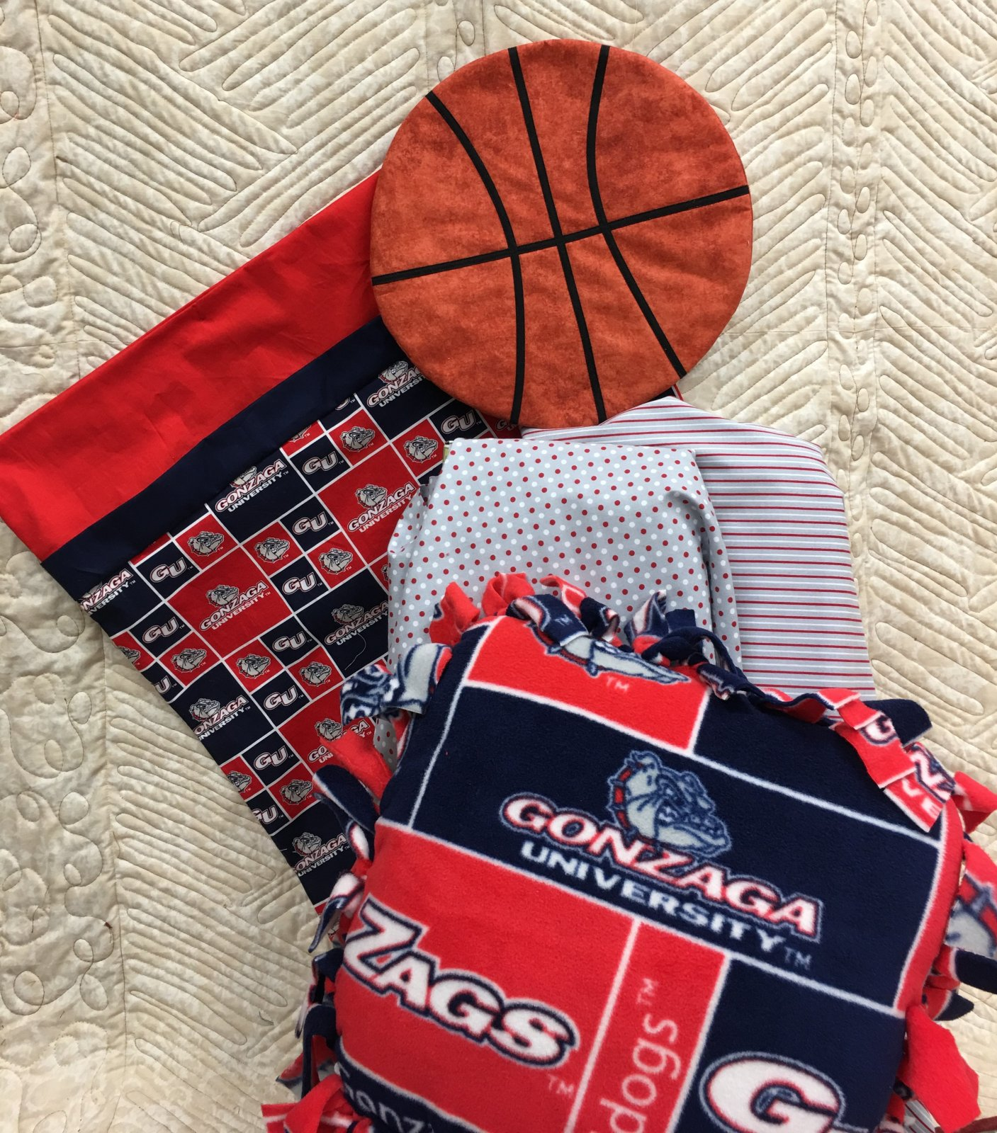 Gonzaga Pillowcase