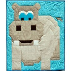 Hippo Quilt Pattern