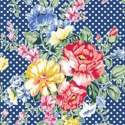 Cherry Lemonade Small Bouquet Blue
