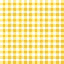 Cherry Lemonade Plaid Yellow