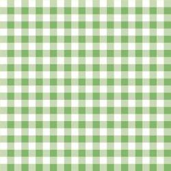 Cherry Lemonade Plaid Green