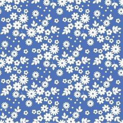 Cherry Lemonade Flowers Blue