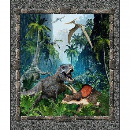 Jurassic Park Large Panel