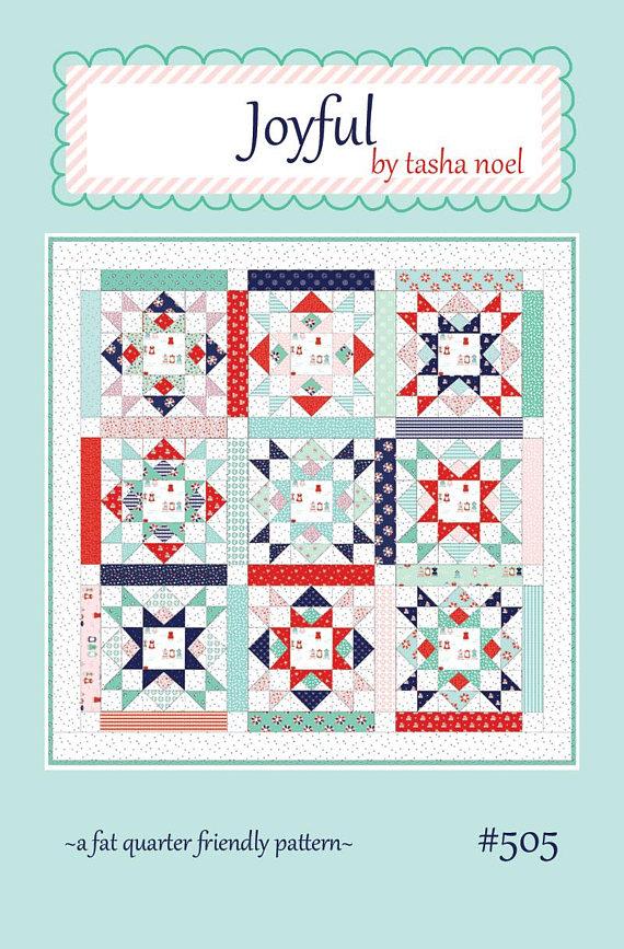 Joyful Quilt Pattern