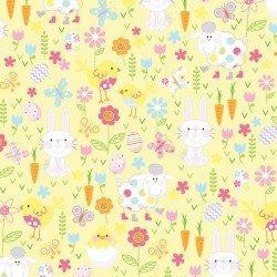Hippity Hoppity Friends Yellow 09758-03
