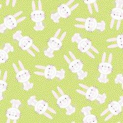 Hippity Hoppity Bunny Hop Green 09759-04