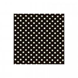 Lecien Dots Black LEC4506-BK