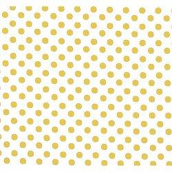 Lecien Dots White w/y LEC4506-WY