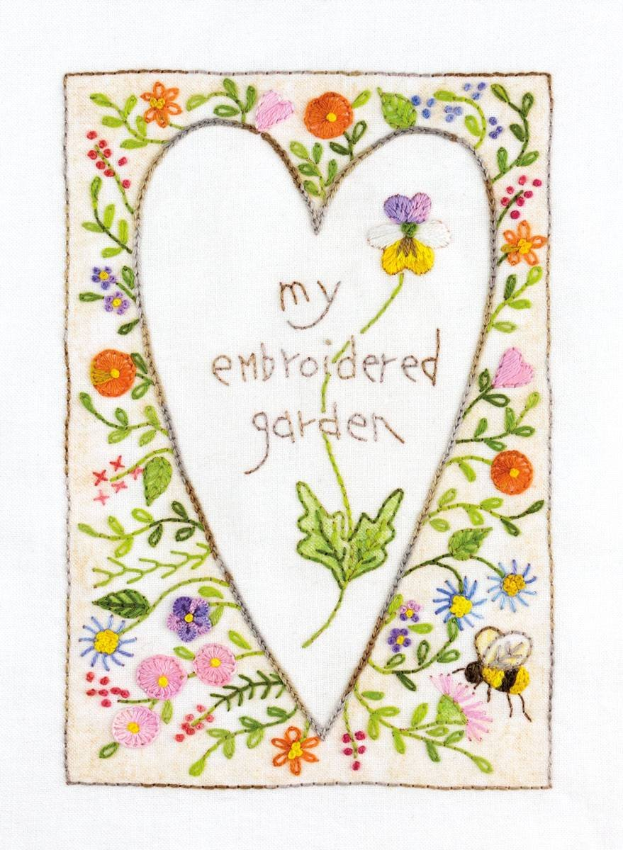 My Embroidered Garden