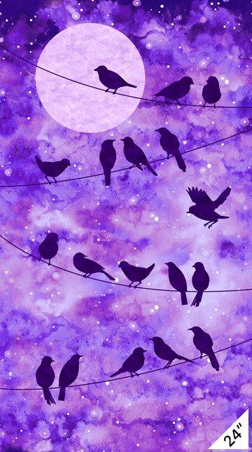 Imagine Artisan Spirit Birds panel