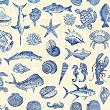 Ocean Oasis 25831-E Blue Print