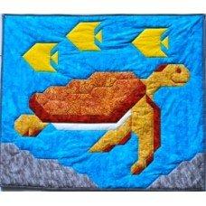 Sea Turtle Quilt Pattern