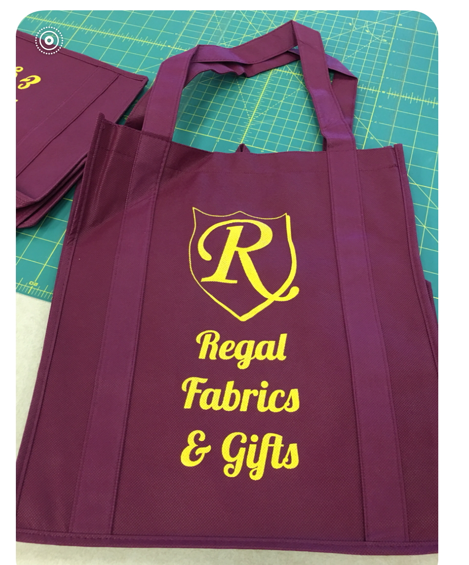 Regal shopping bag