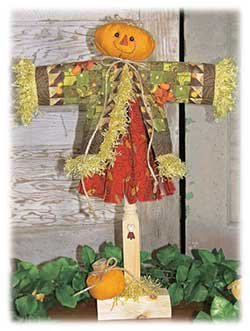 Spindle Scarecrow