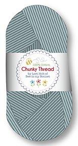 Chunky Thread Aqua 50g