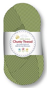 Chunky Thread Green