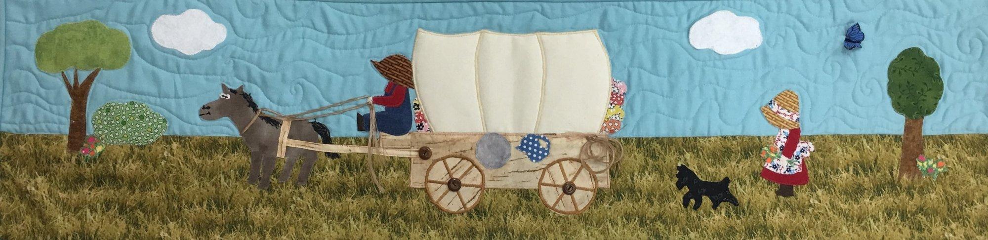 Wagons Ho! Row by Row
