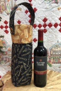 Wine Tote Pattern