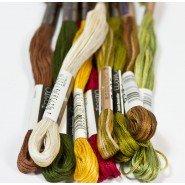 Winter Sampler Floss kit