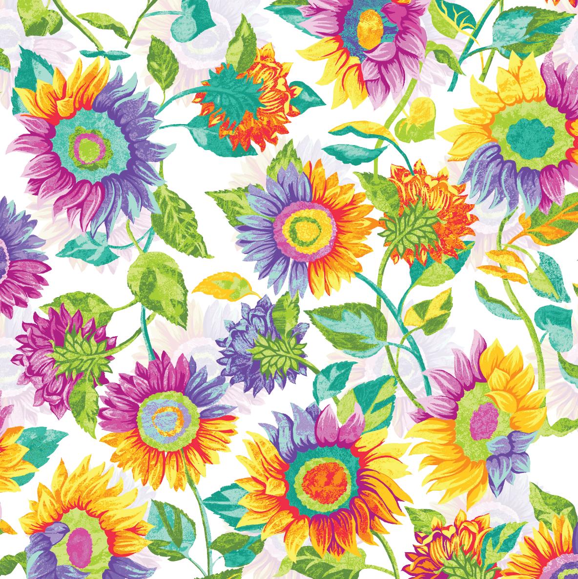 2020 Shop Hop - Enchanted Garden - Floral