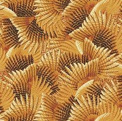 Wild Pheasants Amber Feathers