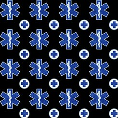 What the Doctor Ordered EMS Symbol - First Responder