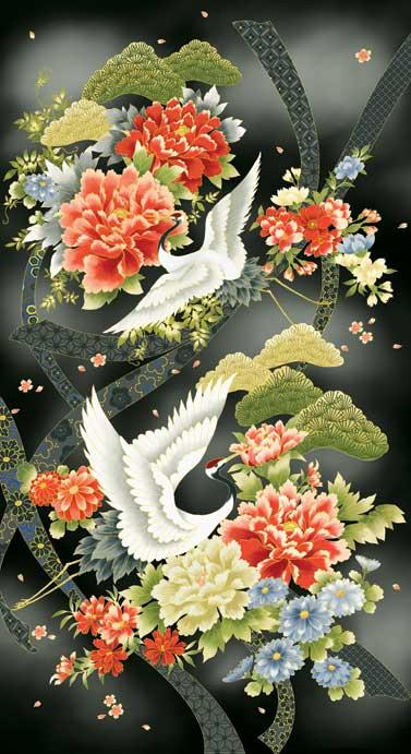 Akahana Bird Panel