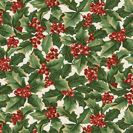 A Festive Season Holly Allover Cream