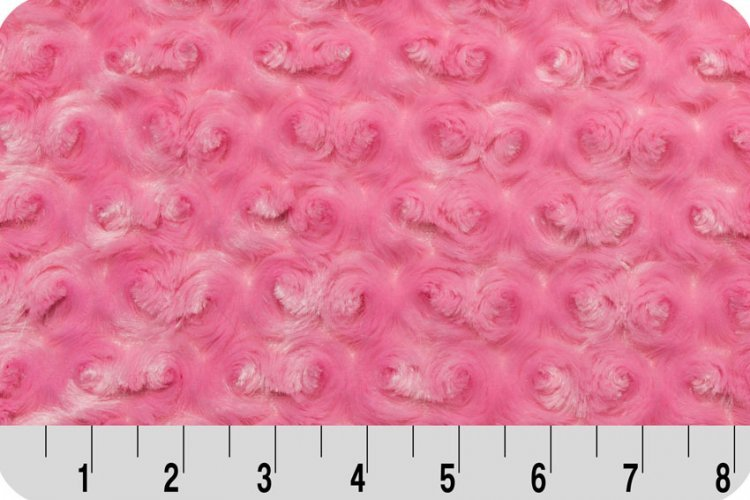 Luxe Cuddle Rose Hot Pink