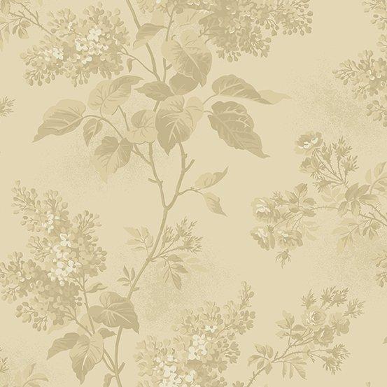 Blue Sky -  Golden Hour - Lilacs