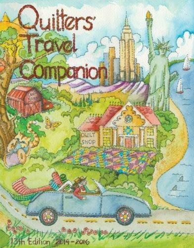 Quilters Travel Companion13th Edition