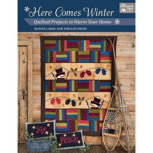 Here Comes Winter Book
