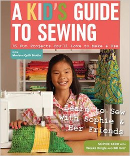 A Kids Guide To Sewing