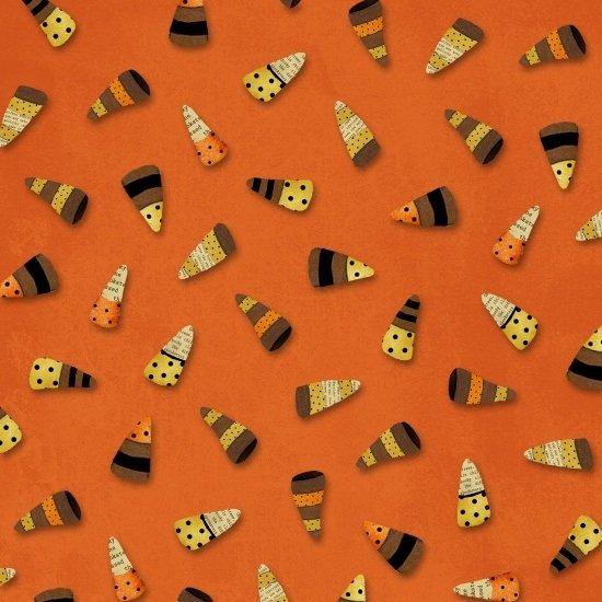 Cheeky Wee Pumpkins Candy Corn/Orange