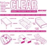 Clear Vinyl 54