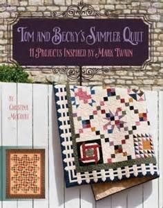 Tom & Beckys Sampler Quilt