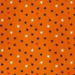 Cheeky Wee Pumpkins Stars/Orange