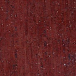 Red Cork Fabric 1yd X 27