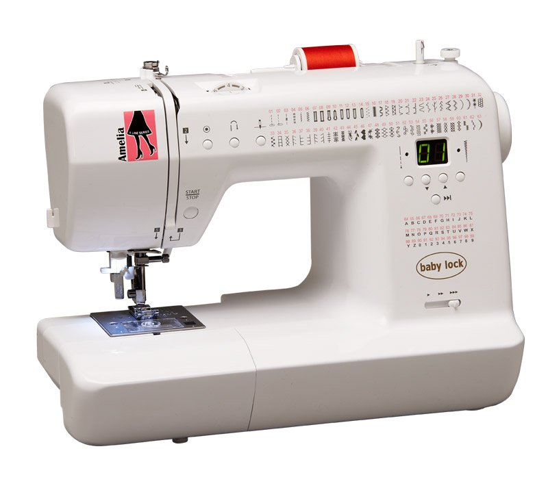 Baby Lock Mesmerizing Babylock Anna Sewing Machine