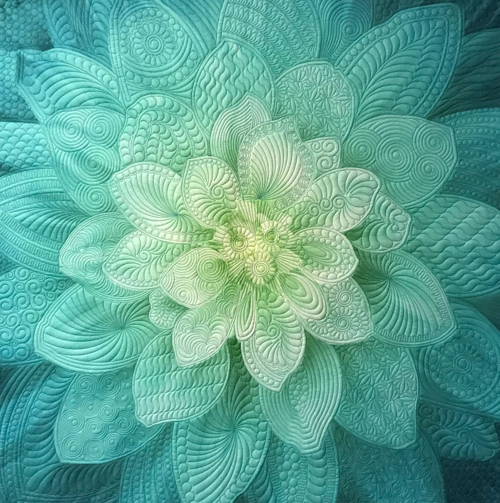 Big Bloom Blue