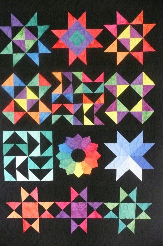Color Theory Sampler