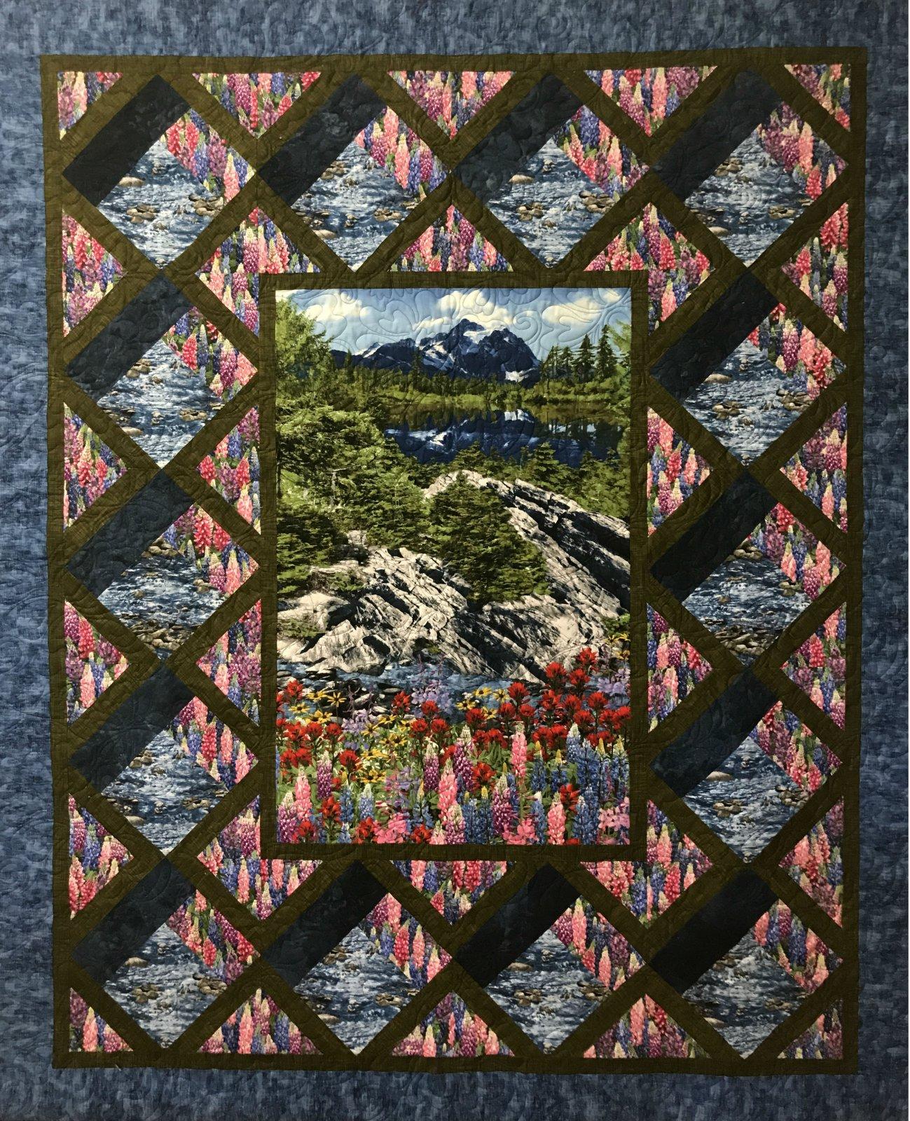 Mountain Panel