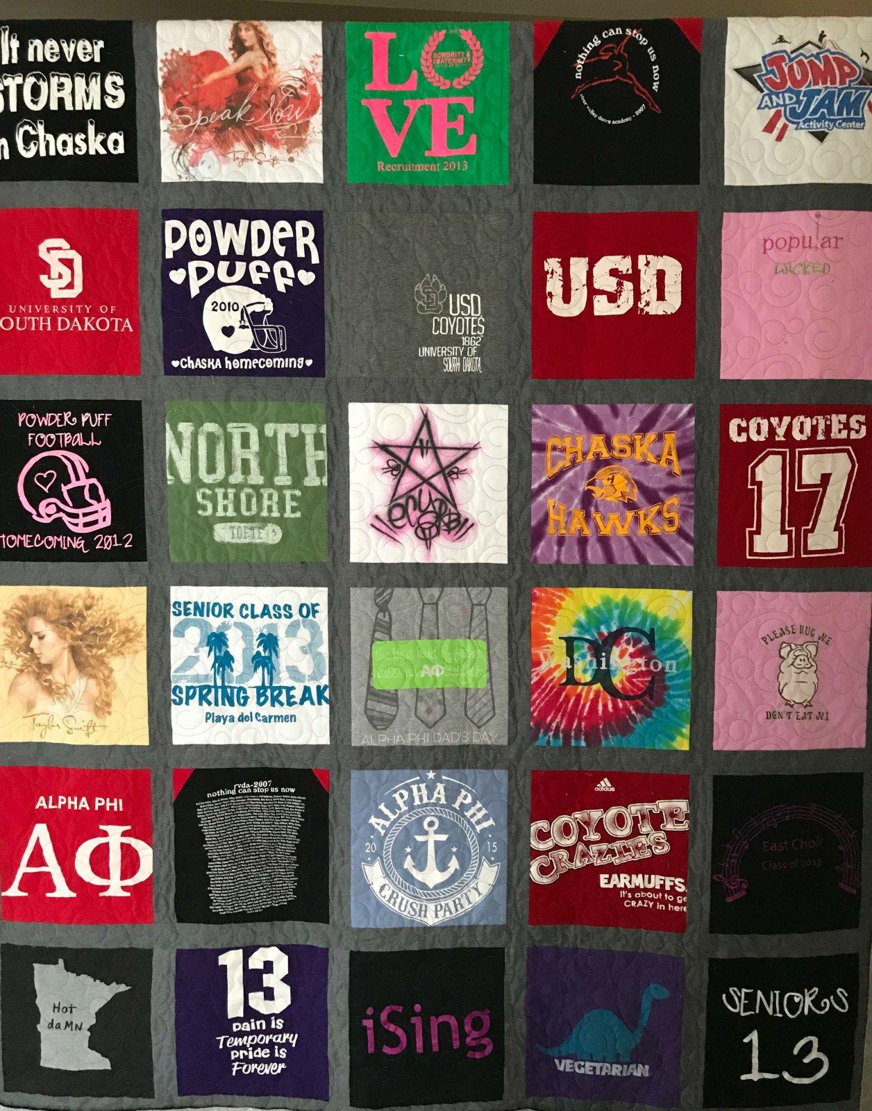 Sara's Tshirts